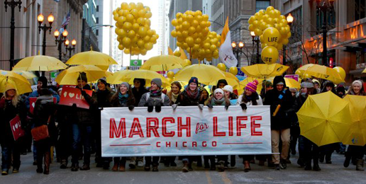 March for Life Chicago 2020
