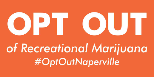 Naperville Rally for Marijuana Retail Opt Out