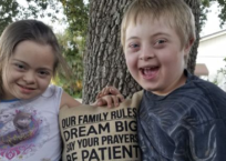 Taking Pride in Down Syndrome Children