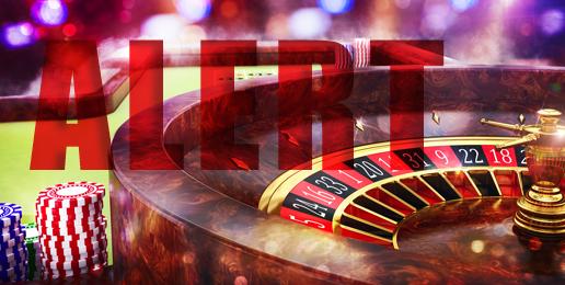 Gambling Alert – Last Day of Veto Session