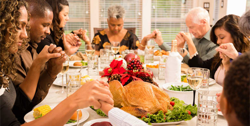 Thanksgiving—to be Practiced Year Round