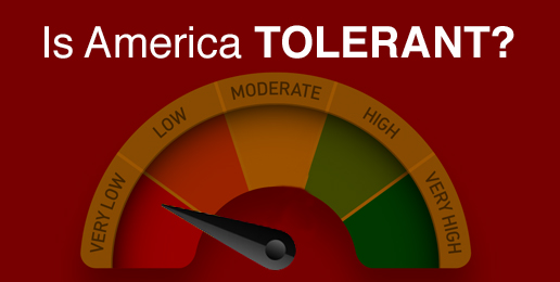 Is America More Tolerant than Ever Before?