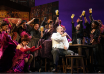 Holiday Depravity and Arrogance from Theater Community
