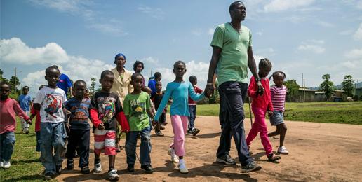 Omo Child: Rescuing Innocent Children