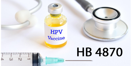 Illinois Lawmakers Propose Bill Mandating HPV Vaccine for ALL Children