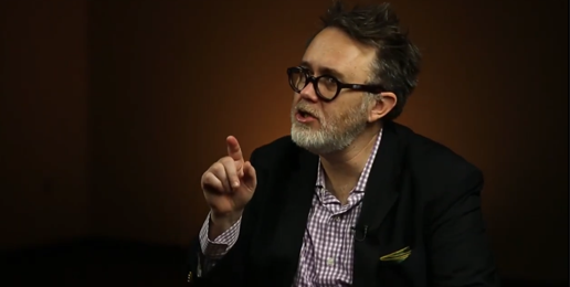 Rod Dreher: Should Christians Ever Get Angry?