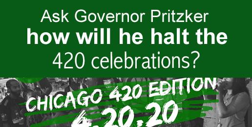 How Will Gov. Pritzker Respond to April 20th?