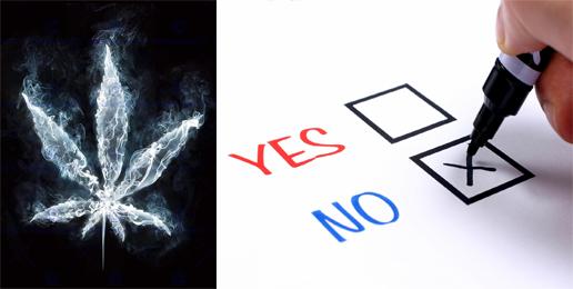 Westchester Referendum on Pot Sales