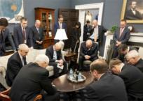 Leftist Hostility to Pence, Prayer, and God
