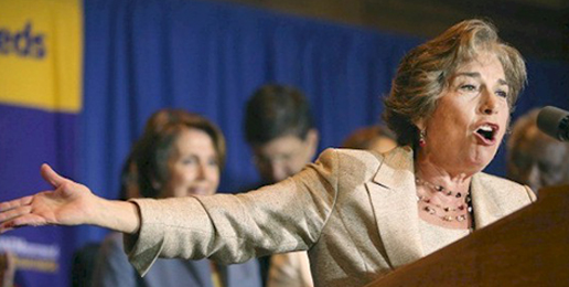 Jan Schakowsky Wants Americans to Fund the Offing of Babies of Color Everywhere