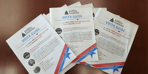 IFI Voter Guides Are Going Fast! Ordered in Bulk Yet?