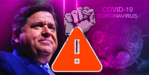 Governor Pritzker Wants to Criminalize Lock-Down Opposition