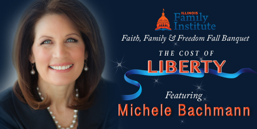 Michele Bachmann: The Cost of Liberty