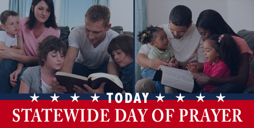 Statewide Day of Prayer