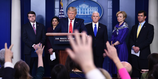 Media Prefer Hating Trump to Helping America