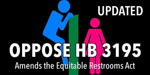 Illinois Democrats Seek the Abolition of Sex-Segregated Bathrooms