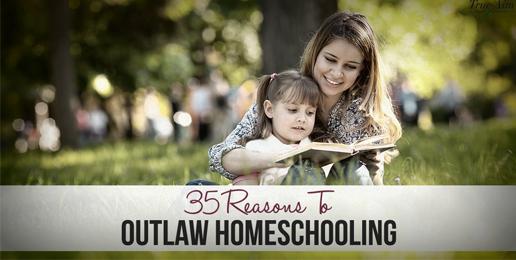 Harvard Law Professor Wants to Ban Homeschooling