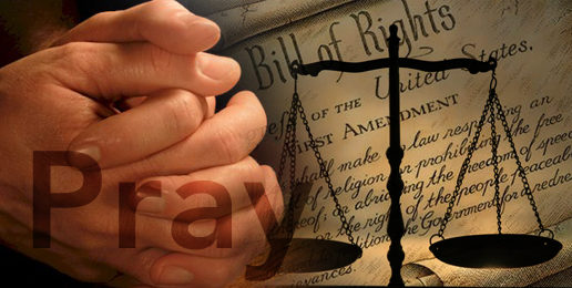 Prayers Needed: Upholding Faith, Hope and Liberty