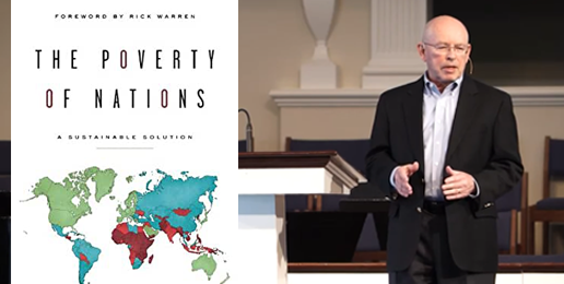 Dr. Wayne Grudem: Biblical Values Are the Solution to World Poverty
