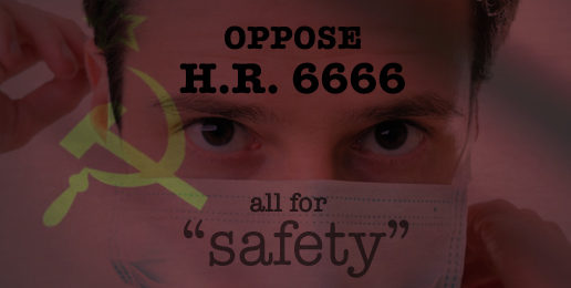 H.R. 6666 – A Devilish Surveillance Plot