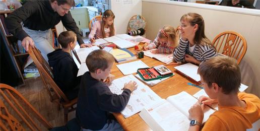 Coronavirus Opens Eyes to Homeschooling
