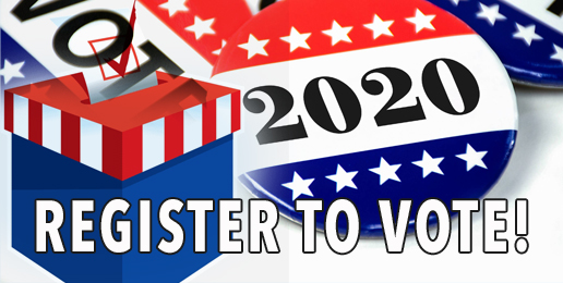 Hold a Voter Registration Drive at Your Church This Summer!