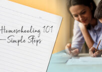 Three Steps to Start Homeschooling Now