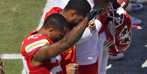 The NFL and the Black National Anthem