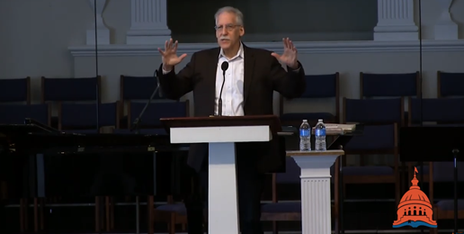 Dr. Michael Brown: The Role of Christians in the Public Square