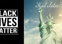 """""""Hail Satan"""": After Terrorizing Churches, BLM Witchcraft Exposed"""