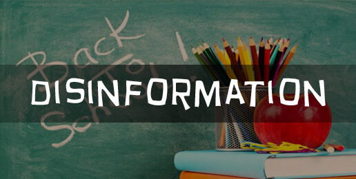 Illinois Public School Officials Spread Disinformation