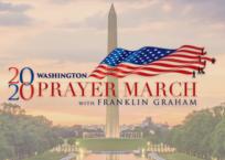 Rev. Graham Calls Christians to D.C. For Prayer March