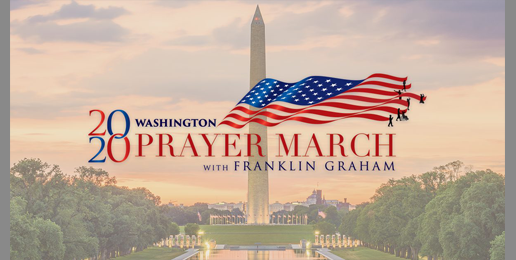 Rev. Graham Calls Christians to D.C. For Prayer March