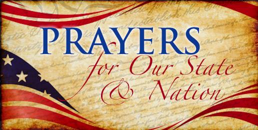 Encouragement in Prayer