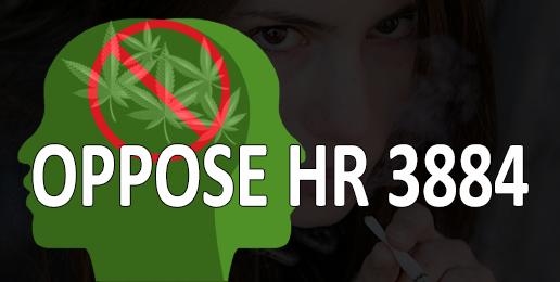 URGENT: Vote to End Federal Marijuana Prohibition