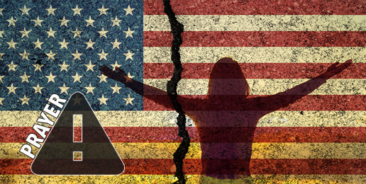 IFI Prayer Team:  Our Perfect Peace, Our Divided Nation