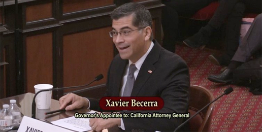Religious Liberty is not for Churches, says Biden's Proposed HHS Secretary Xavier Becerra