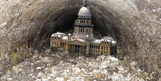 Another K-12 School Indoctrination Bill Coming Through the Illinois Sewage Pipeline