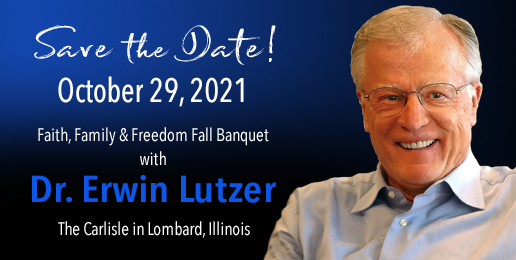 IFI Annual Banquet Featuring Dr. Erwin W. Lutzer