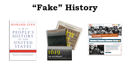 Schools Using Fake 'History' to Kill America