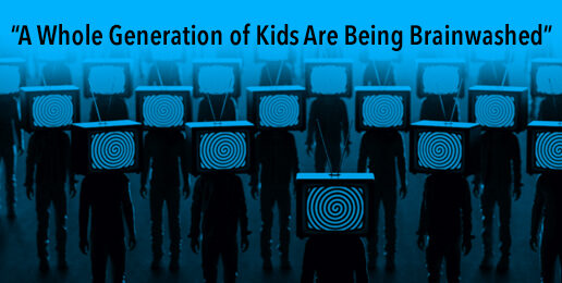"""High School Senior Says: """"A Whole Generation of Kids Are Being Brainwashed"""""""