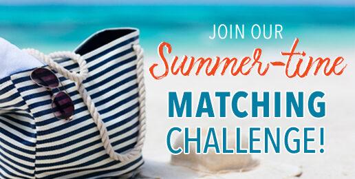 Summertime Matching Challenge!