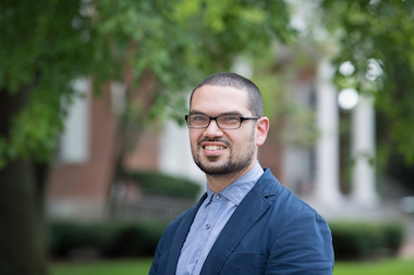 Wildly Woke Wheaton College Professor Nathan Cartagena