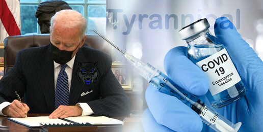 Executive Order Makes Biden Regime Lone Wolf in Tyrannical Vaccine Mandates