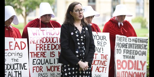 Illinois Dem's Bill to Punish Texas for Heartbeat Law