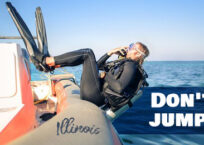 Don't Jump Out of The Boat